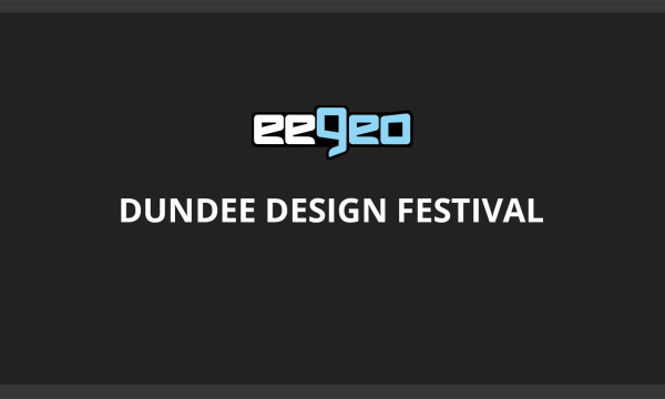 eeGeo at Dundee Design Festival